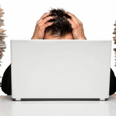 consecuencias estrés laboral