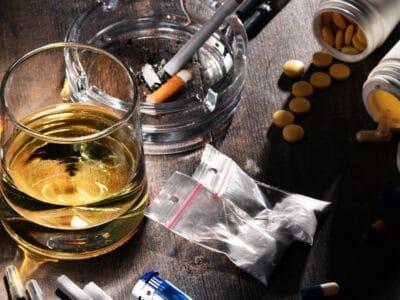 qué tipos de adicciones hay