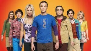 The Big Bang Theory - series con trama psicológica