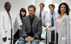 House - series con trama psicológica