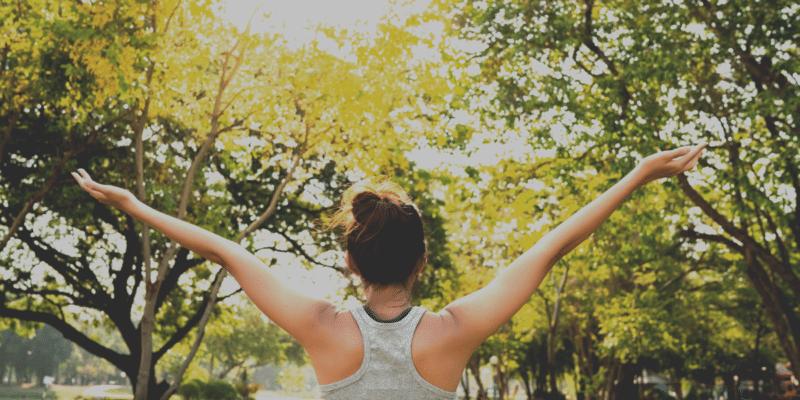 5 pasos para una vida saludable